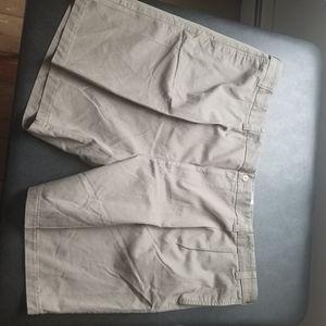 NWT Harbor bay tan shorts